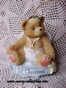 Cherished Teddies - Baby's First Christmas