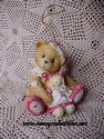 Cherished Teddies - Girl Elf With Doll