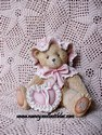 Cherished Teddies - Nancy - Your Friendship Makes My Heart Sing -Retired