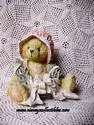 Cherished Teddies-Priscilla-Love Surrounds Our Friendship-Retired