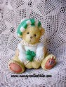 Cherished Teddies- Sean - Luck Found Me A Friend In You - Retired