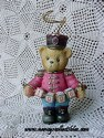 Cherished Teddies - Toy Soldier - Retired