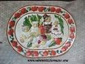 Cherished Teddies - Thanksgiving Platter