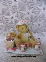 Cherished Teddie Thelma - Cozy Tea For Two