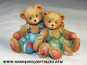 Cherished Teddies- Travis and Tucker - We're In This Together - Retired,2001