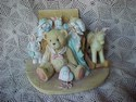 Cherished Teddies - Christopher - Old Friends Are The Best Friends
