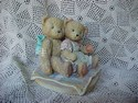 Cherished Teddie Nathaniel and Nellie - It's Twice As Nice With You - Retired