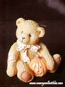 Cherished Teddie Oscar - October - Sweet Treats