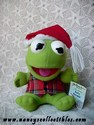 Christmas Baby Kermit-sold