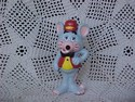 Showbiz Pizza Mouse Mascot