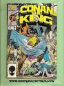 Marvel Comics - Conan The King Jan, 1987 Number 38