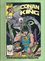 Marvel Comics - Conan The King Mar., 1984 Number 21