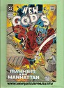DC - New Gods - Your Worst Nightmare! - Mar., 1990 Number 14