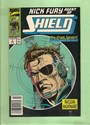 Marvel Comics - Nick Fury Agent of Shield Mar., 1990 Number 9