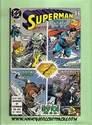 DC - SuperMan - Nature Of The Beast - Mar., 1990 Number 41