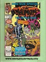 Marvel Comics - The Inhumans The Untold Saga Apr., 1990 Number 1