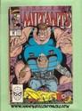Marvel Comics - The New Mutants April, 1990 Number 88