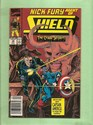 Marvel Comics - Nick Fury Agent of Shield Apr., 1990 Number 10
