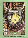 DC-Action Comics - SuperMan - Wayword Son - Apr., 1990 Number 652