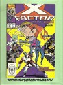 Marvel Comics - X Factor - Ghosts - Apr., 1990 Number 53