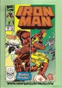 Marvel Comics - Iron Man Switching Channels Nov., 1990 Number 255