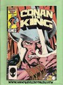 Marvel Comics - Conan The King May, 1986 Number 34