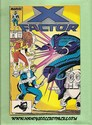 Marvel Comics - X Factor - Dust to Dust - May, 1989 Number 40