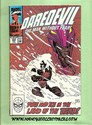 Marvel Comics - Daredevil May, 1990 Number 280