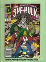 Marvel Comics - The Sensational She-Hulk May, 1990 Number 15