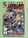 Marvel Comics - The New Mutants June, 1989 Number 76
