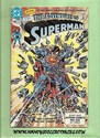DC - The Adventures of SuperMan - The Outcast - July, 1990 Number 468