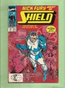 Marvel Comics - Nick Fury Agent of Shield Jul., 1990 Number 13