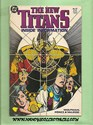 DC - The New Titans - Study In Steel - Number 57