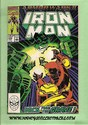 Marvel Comics - Iron Man Armor Wars II Aug., 1990 Number 259