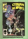 Marvel Comics - Conan The King Sep., 1984 Number 24
