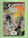 DC - SuperMan - Visions Of Grandeur - Sept., 1989 Number 35