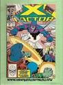 Marvel Comics - X Factor - Another World - Sept., 1989 Number 44