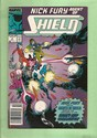 Marvel Comics - Nick Fury Agent of Shield Mid Oct., 1989 Number 2