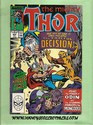 Marvel Comics - The Mightly Thor - Oct., 1989 Number 408