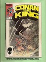 Marvel Comics - Conan The King Nov., 1984 Number 25