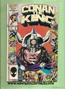 Marvel Comics - Conan The King Nov., 1986 Number 37