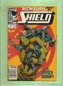 Marvel Comics - Nick Fury Agent of Shield Nov., 1989 Number 3