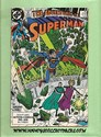 DC - The Adventures of SuperMan - Home - Dec., 1989 Number 461