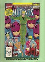 Marvel Comics - The New Mutants Annual-1990 Number 6