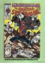 Marvel Comics - Spider-Man Late October, 1989 Number 322
