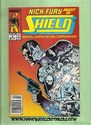 Marvel Comics - Nick Fury Agent of Shield Mid Dec., 1989 Number 6