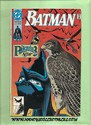DC - Batman - The Penguin Affair 3 0f 3 Winged Vengeance - Number 449-SOLD