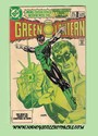 DC - Green Lantern - Yellow Is The Color Of Fear Number 166