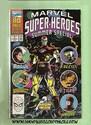 Marvel Comics - Super Heroes Summer Special July, 1990 Number 2