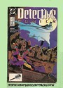 DC Comics - Detective Comics-Tulpa Part 3 When Demons Clash #603-sold